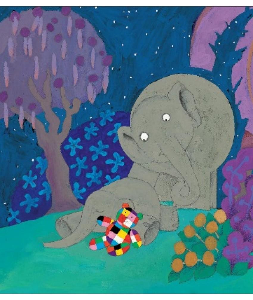 Elmer și ursulețul pierdut - David McKee