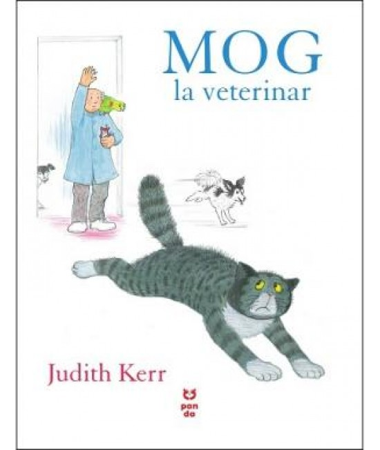 MOG la veterinar - Judith Kerr