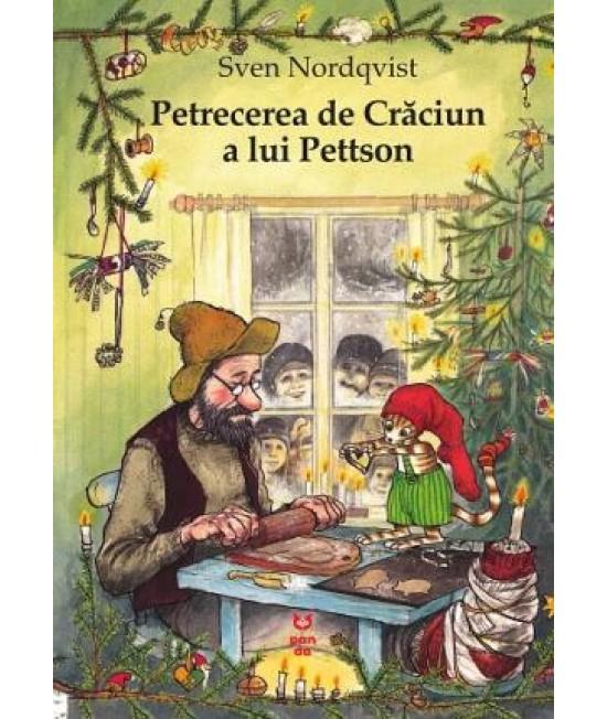 Petrecerea de Crăciun a lui Pettson - Sven Nordqvist - seria Pettson și Findus