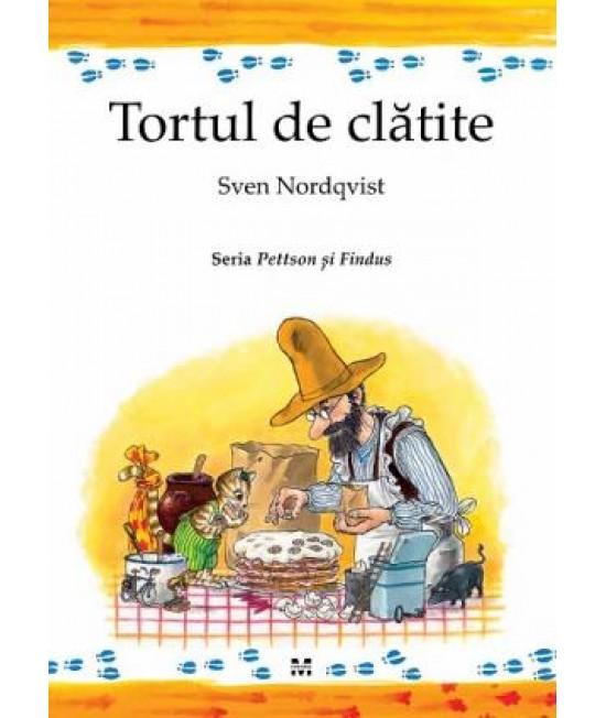 Tortul de clătite - Sven Nordqvist - seria Pettson și Findus