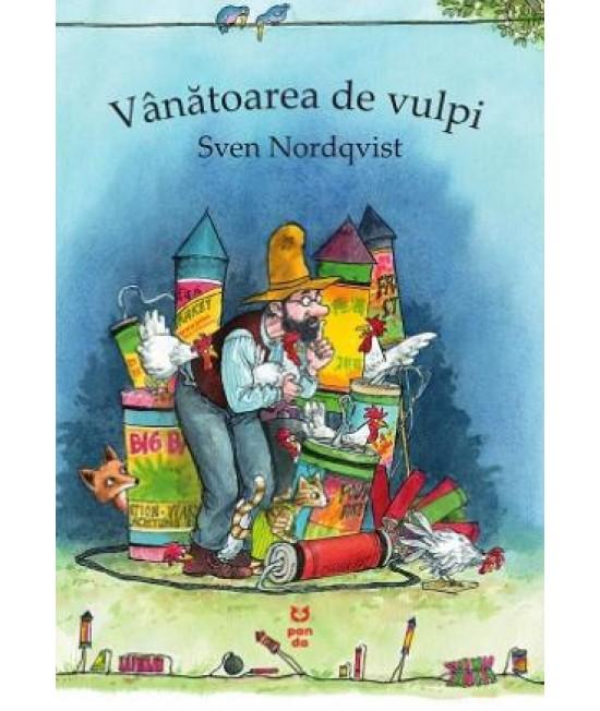 Vânătoarea de vulpi - Sven Nordqvist - seria Pettson și Findus
