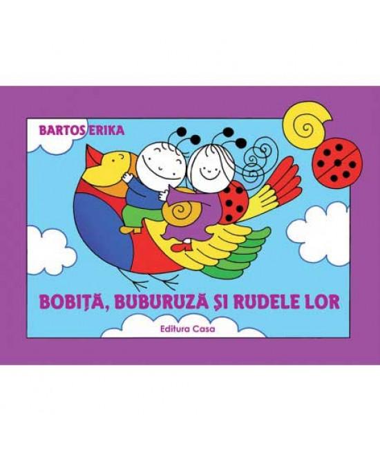 Bobiță și Buburuză și rudele lor - Bartos Erika
