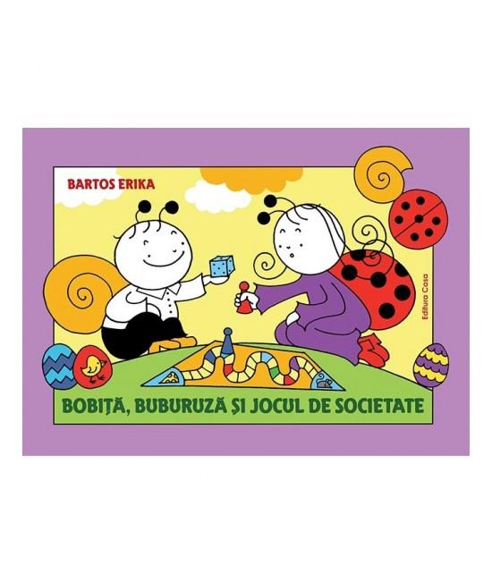 Bobiță, Buburuză și jocul de societate - Bartos Erika