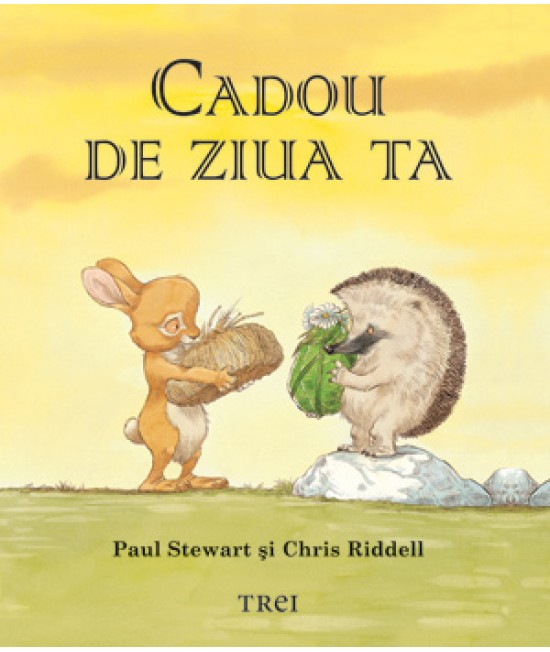 Cadou de ziua ta - Paul Stewart și Chriss Riddell