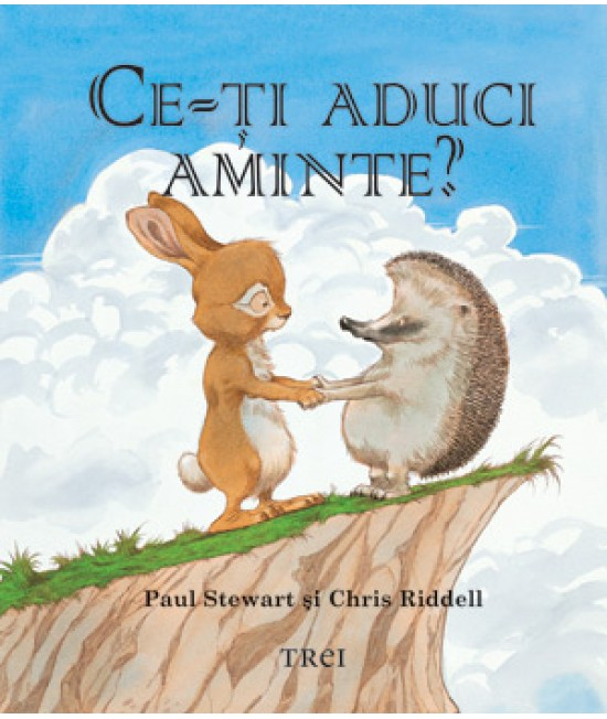 Ce-ți aduci aminte - Paul Stewart și Chris Riddell