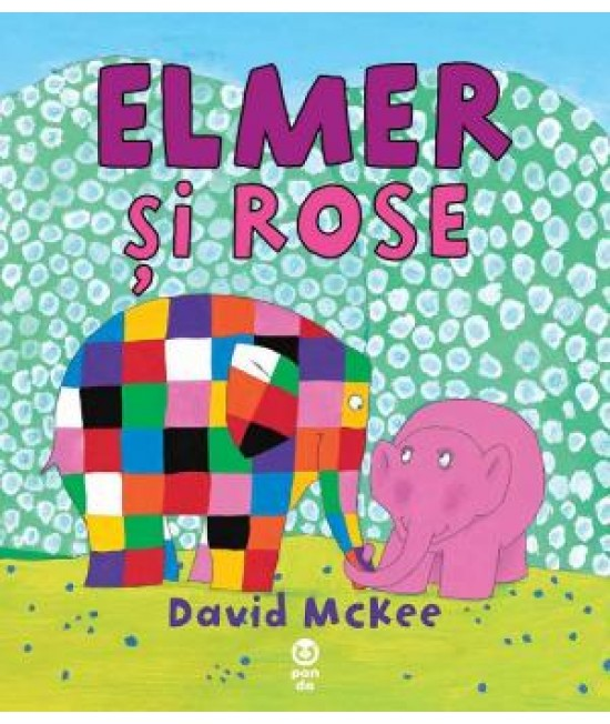 Elmer și Rose - David McKee