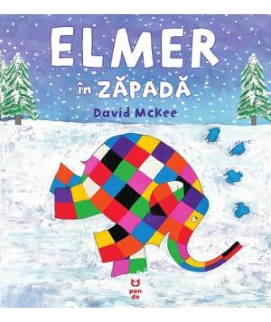 Elmer în zăpadă - David McKee