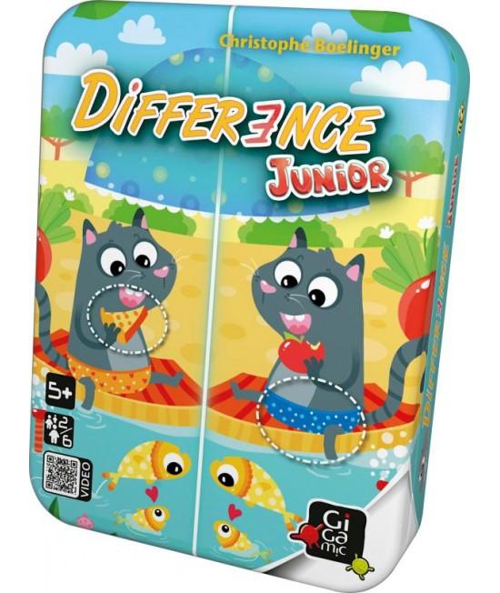 Difference Junior - Joc de Observație Gigamic