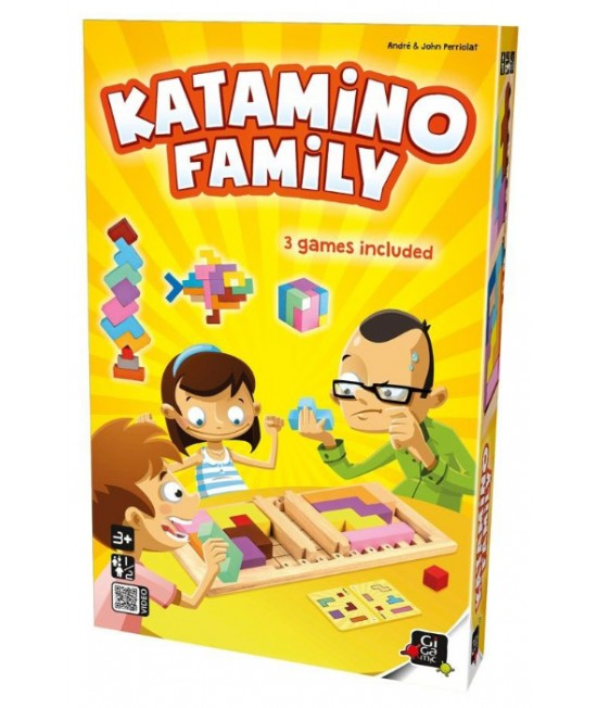 Katamino Family - Joc Puzzle Logic Gigamic