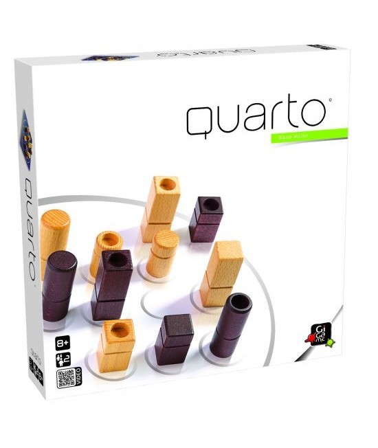 Quarto - joc inteligent Gigamic