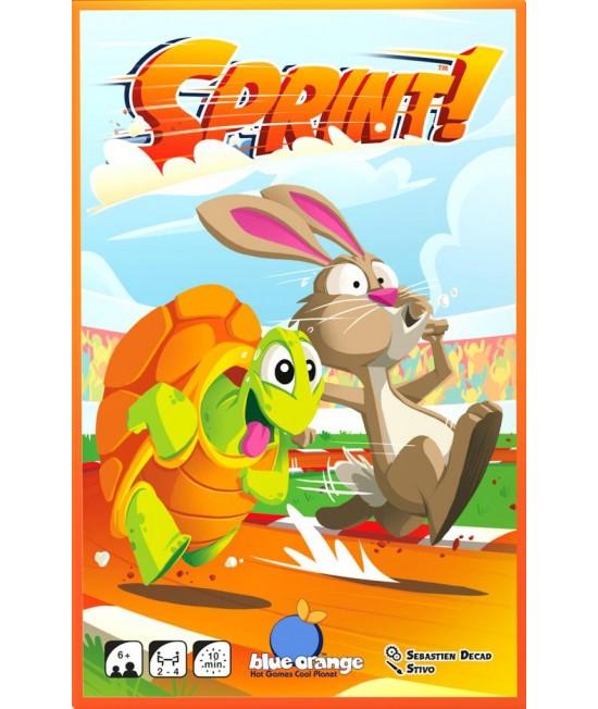 Sprint - joc de cooperare Blue Orange