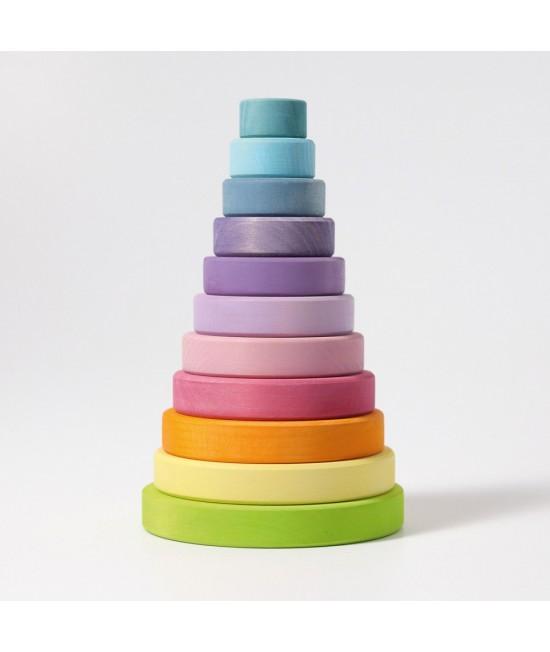 Turn pastel 11 piese