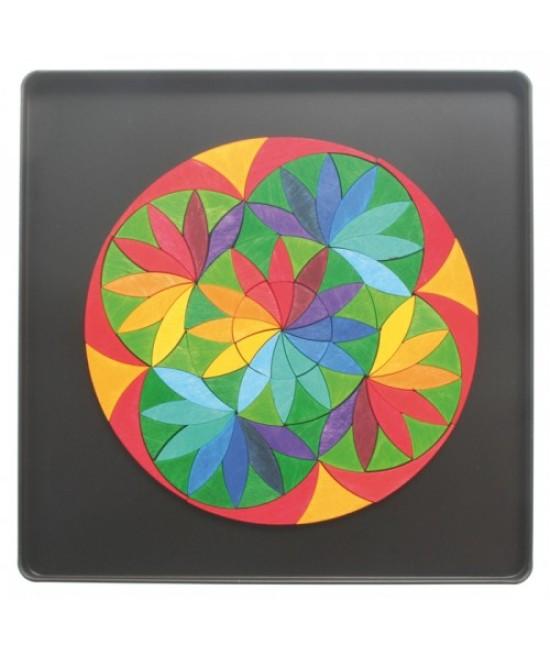 Floare Grimms - puzzle magnetic