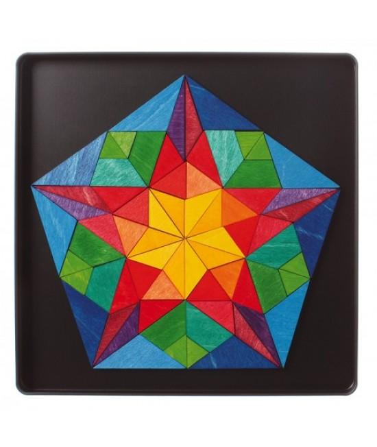 Pentagon Vinci Grimms - puzzle magnetic