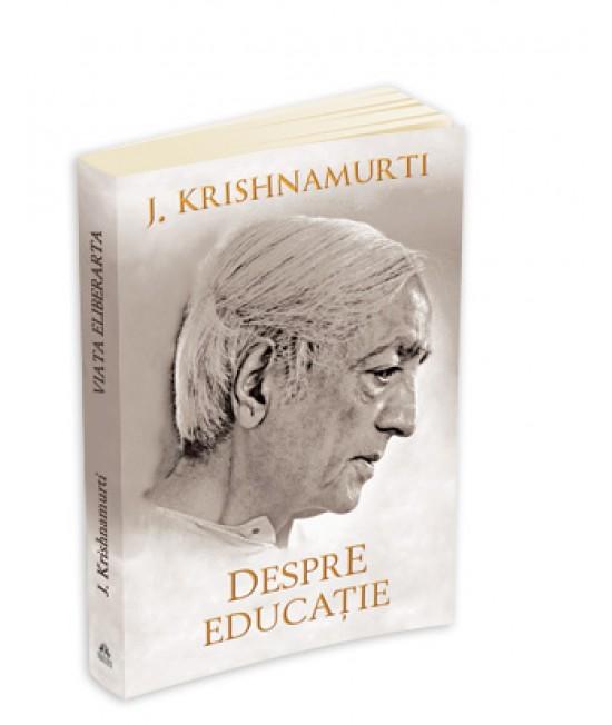 Despre educație - Jiddu Krishnamurti