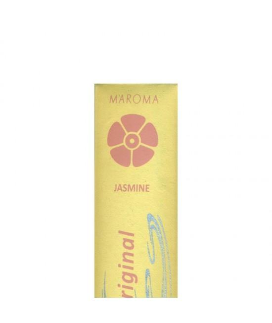 Bețișoare parfumate naturale Maroma Iasomie cu uleiuri esențiale