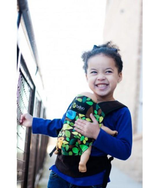 Boba Mini Tweet - marsupiu pentru copii (pentru purtat păpuși și jucării)