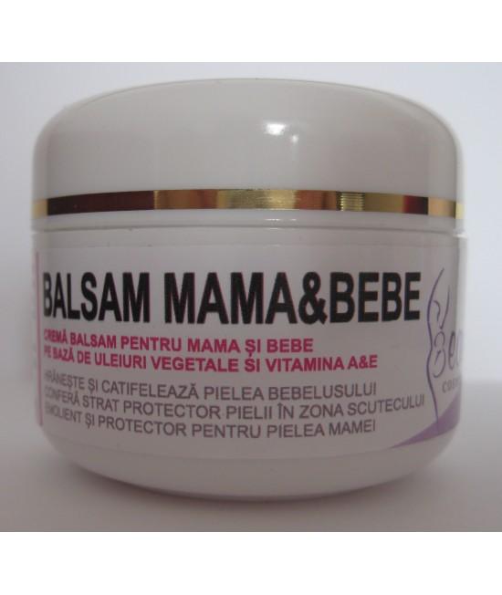 Balsam natural pentru mame și pentru bebeluși - Beautiful Cosmetics Phenalex - 50 ml
