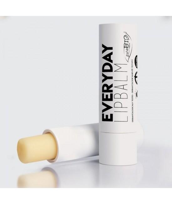 Balsam BIO pentru buze PuroBio Cosmetics EveryDay