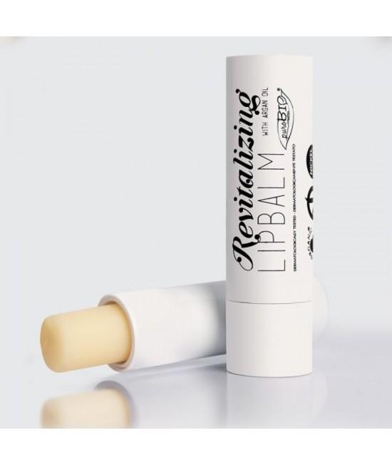 Balsam BIO pentru buze PuroBio Cosmetics Revitalising