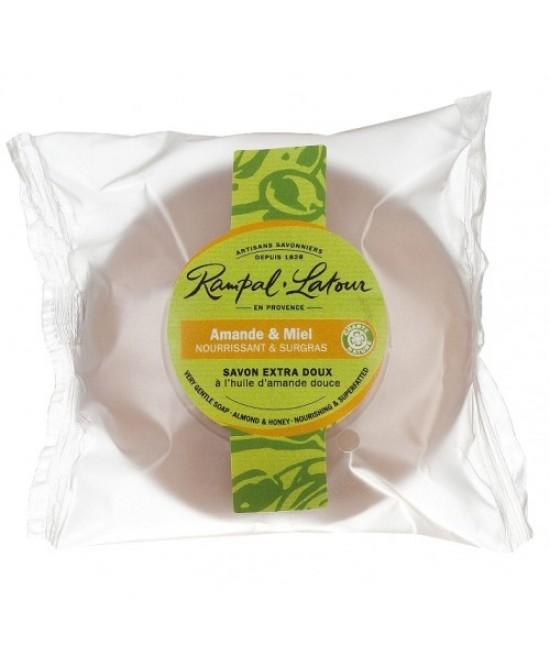 Săpun natural Rampal Latour cu migdale și miere