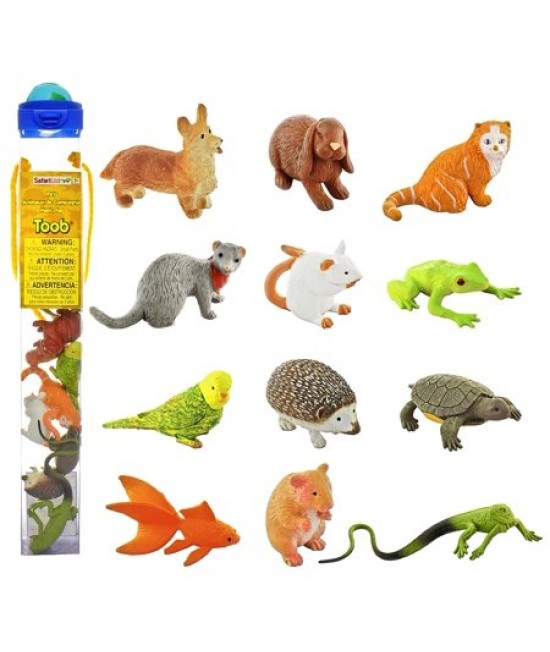 Tub figurine Animale de companie Safari Ltd. TOOB®