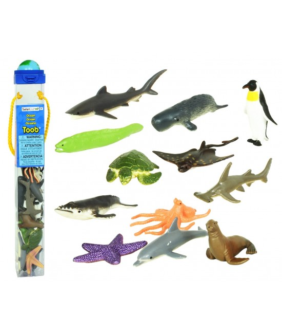 Tub figurine Fauna Oceanului Safari Ltd. TOOB®