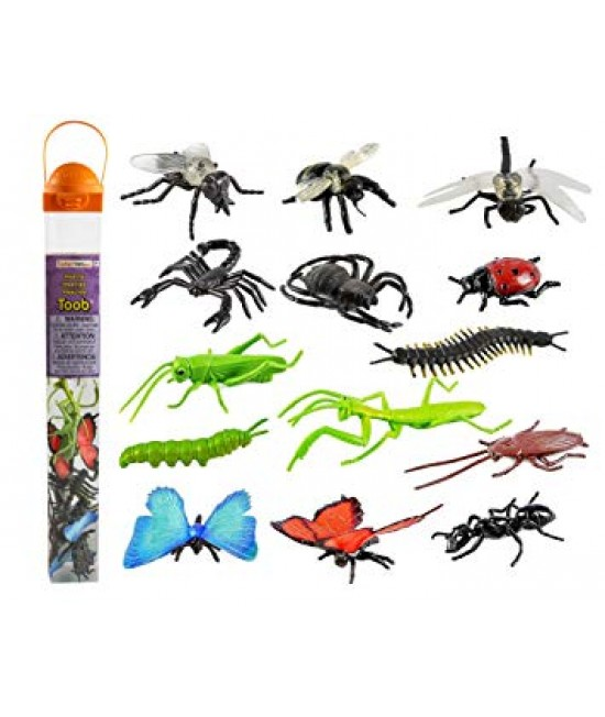 Tub figurine Insecte Safari Ltd. TOOB®