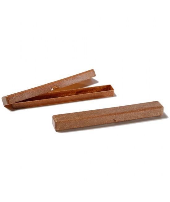 Etui ECO din bioplastic (lemn lichid) pentru periuța de dinți Saling Naturprodukte