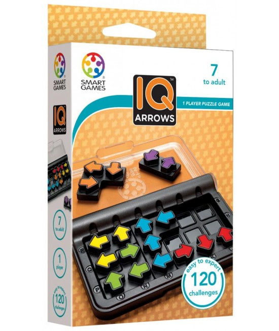 IQ Arrows - Joc Puzzle Logic SmartGames