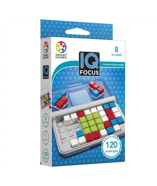 IQ Focus - Joc Puzzle Logic SmartGames