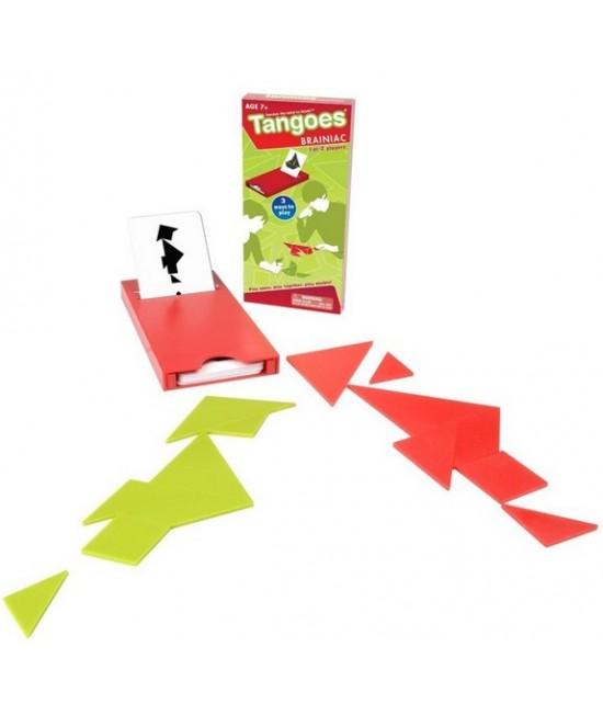 Tangoes Expert - Joc Tangram SmartGames (pentru 1-2 jucători)
