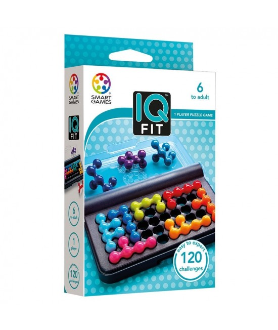 IQ Fit - Joc Puzzle Logic SmartGames