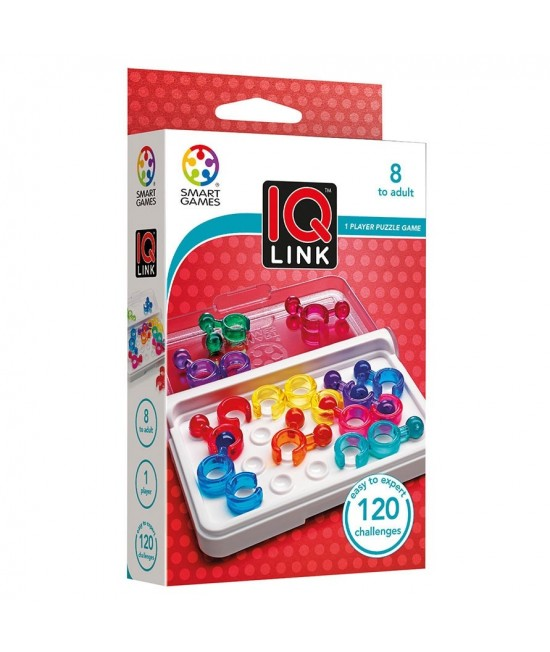 IQ Link - Joc Puzzle Logic SmartGames