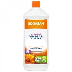 Soluţie ecologică universală Sodasan de curăţare pe bază de oţet organic (detergent universal cu oțet)