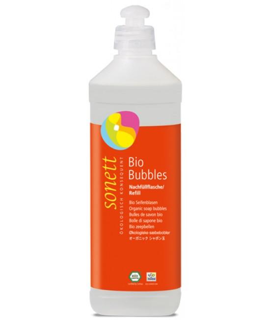 Soluție pentru baloane de săpun ECO Sonett 500 ml (refill)