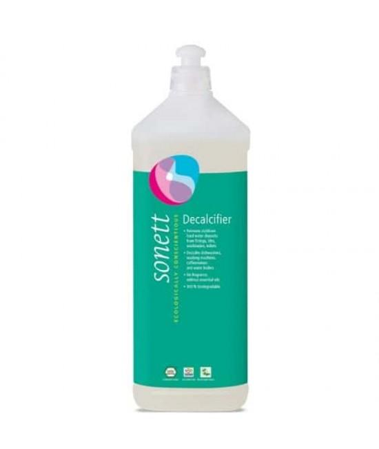 Detartrant (anticalcar) ecologic Sonett - 1 litru