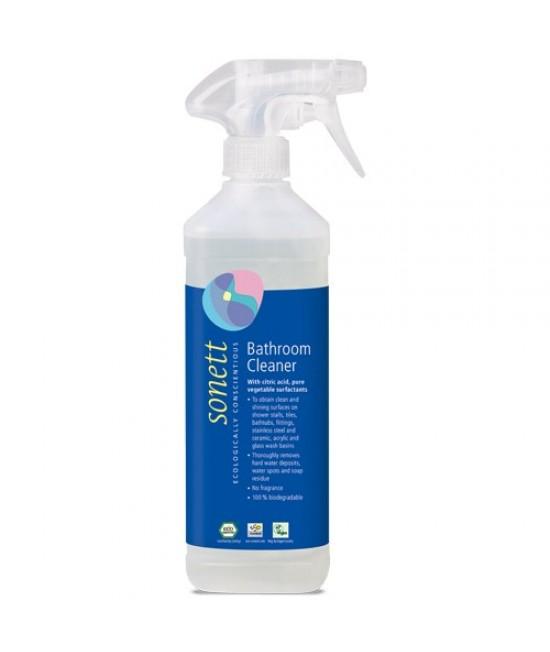 Detergent ecologic Sonett pentru baie cu acid citric - 500 ml