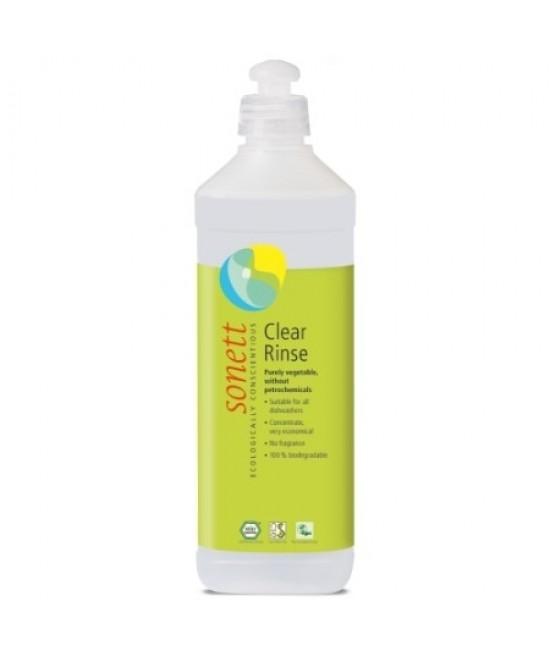 Soluție ecologică Sonett pentru clătirea vaselor - pentru mașina de spălat vase - 500ml