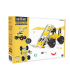 LoaderBit - 3 în 1 Vehicle Kit The OFFBITS - set de construit cu șuruburi și piulițe