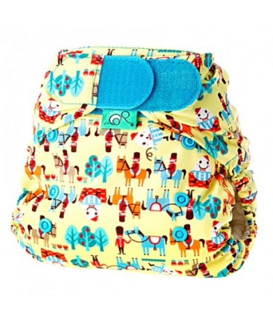 Cover pentru scutece Tots Bots PeeNut Wrap - Humpty Dumpty