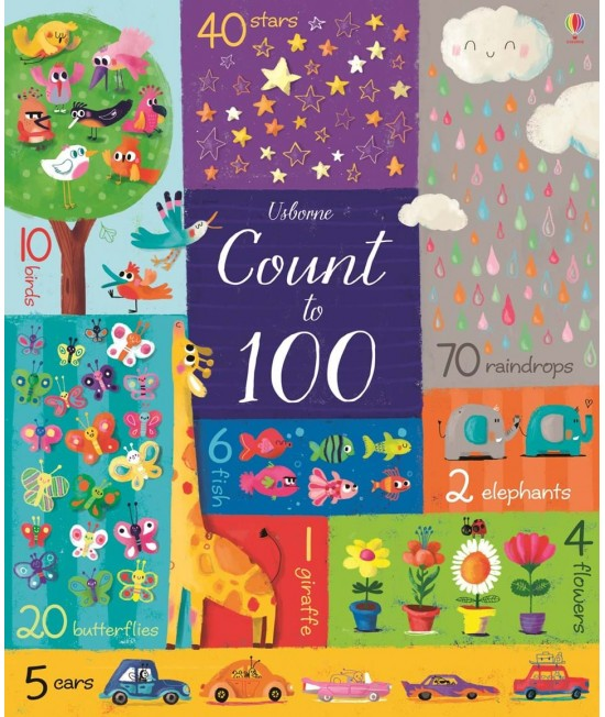 Count to 100 - Usborne Big Picture Books