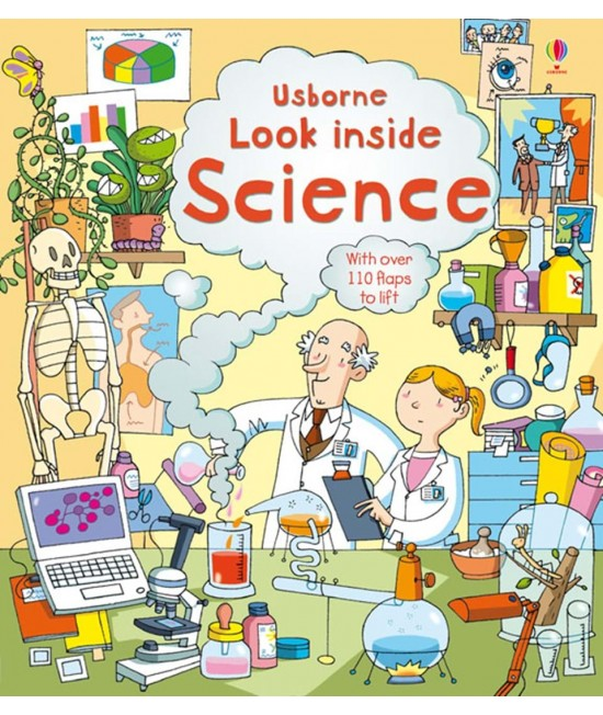 Look inside Science - Usborne look inside