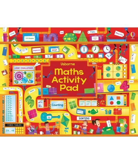 Maths activity pad - Tear-off pads