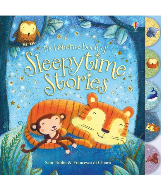 The Usborne book of Sleepytime stories - Baby's bedtime books - Sam Taplin & Francesca di Chiara