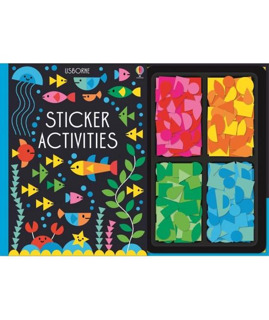 Sticker activities - Erica Harrison
