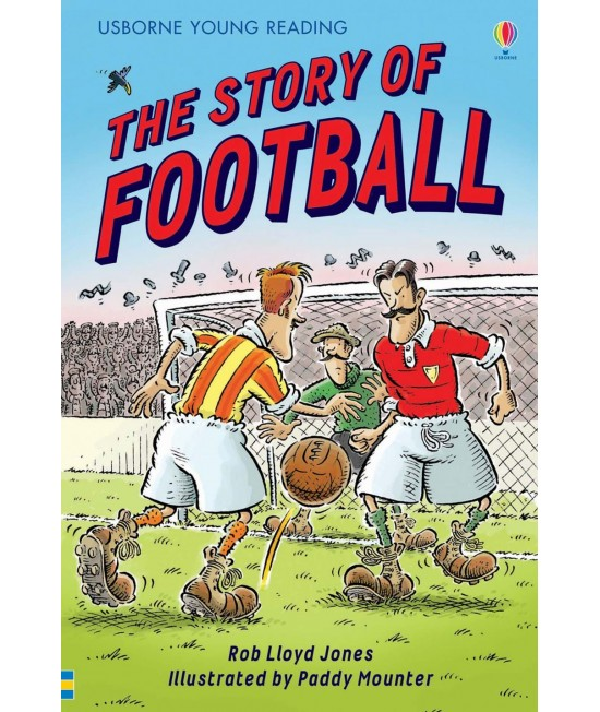 The story of football - Usborne Young Reading Series 2