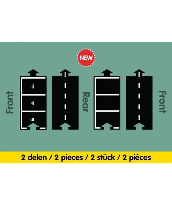 Extensie Parking 2 piese pentru traseele waytoplay
