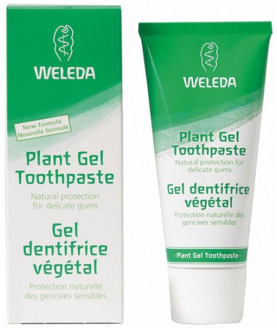 Pastă de dinți naturală gel Weleda cu ierburi