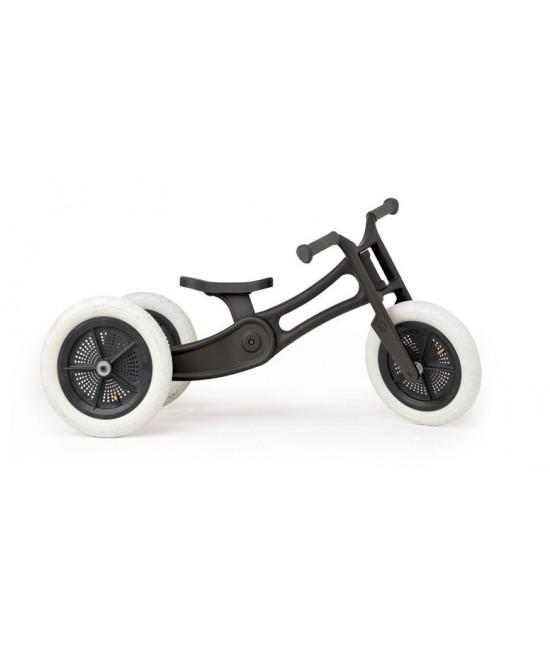 Bicicletă de echilibru Wishbone Design 3-în-1 - Ediţie Reciclată (bicicletă fără pedale)